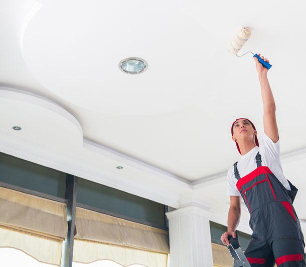 residential paint job in santa monica