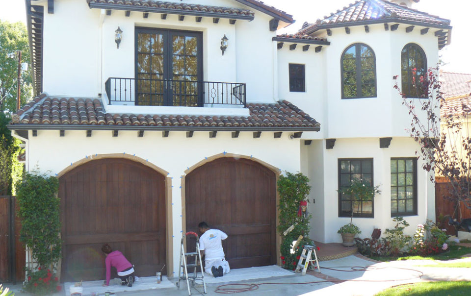 studio city exterior residential painting