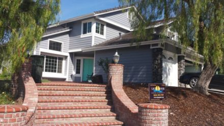 castaic exterior painting