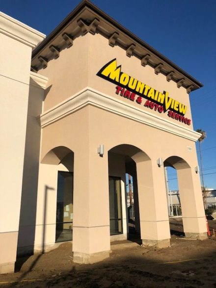 chatsworth commercial exterior painting