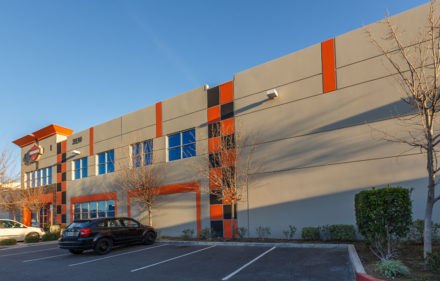 harley davidson santa clarita commercial exterior painting