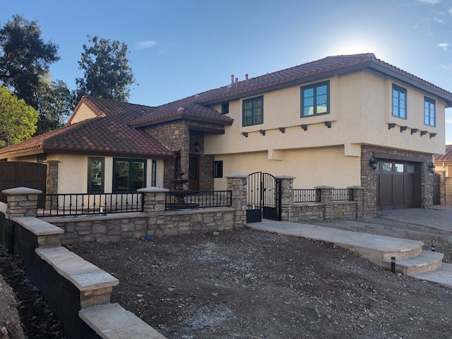 thousand oaks residential exterior painting
