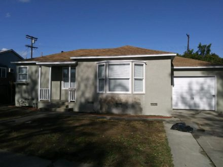 san fernando stucco repair & exterior painting