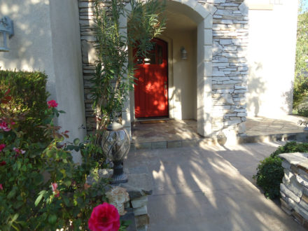 valencia exterior residential painting