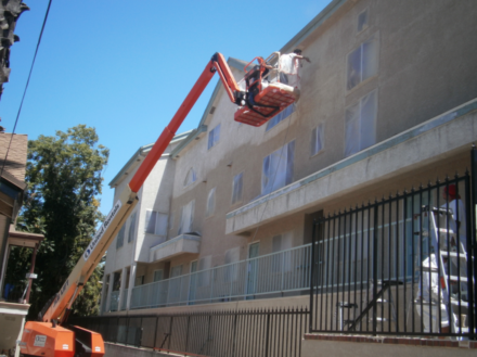 north hollywood exterior hoa painting