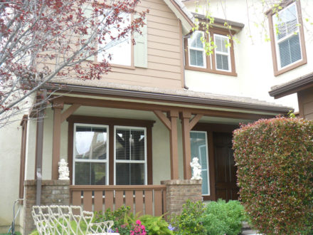 valencia residential exterior painting