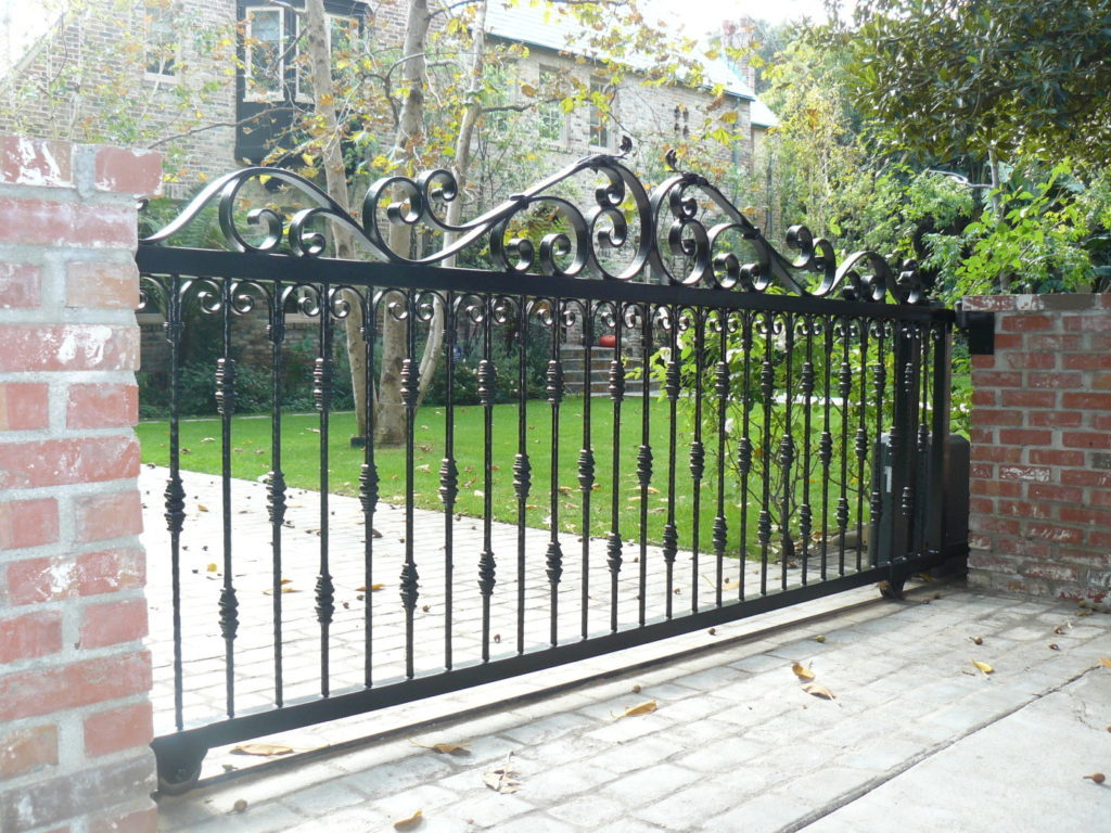 wrought iron gate repair brentwood