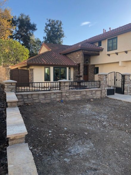 thousand oaks before and after exterior painting