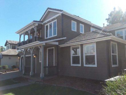 residential exterior painting ventura